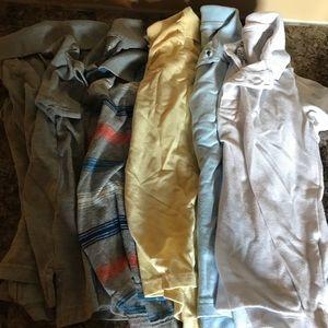 Other - Boys short sleeve polo shirts 5/6